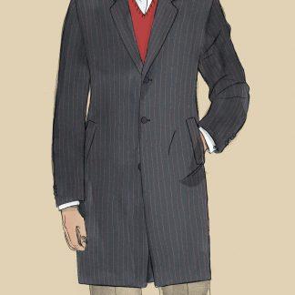 Grundschnitt Mantel